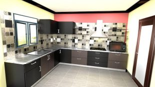 How about Variety of cabinetry?