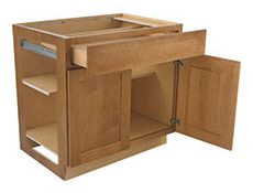 How is the Construction cabinet box